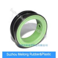 Wholesale FKM / PTFE Valve Seat Bonded Valve Gasket For Concentric Butterfly Valve from china suppliers