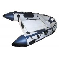 Wholesale 10 Ft Orca Hypalon Small Inflatable Boat , Rigid Hull Inflatable Boats For Fishing from china suppliers