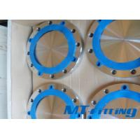 Wholesale ASTM A815 / ASME SA815 S32750 / S32760 Duplex Steel Blind Flange from china suppliers