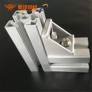 Wholesale Foshan aluminium extrusion suppliers aluminum t slot extrusion profile & anodise aluminum T-slot extrusion supplier from china suppliers