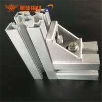 Foshan aluminium extrusion suppliers aluminum t slot extrusion profile & anodise aluminum T-slot extrusion supplier for sale