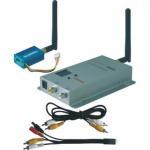 100mW Wireless AV Transmitter Receiver kit)