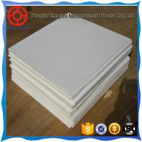 Wholesale Chinese original Multiple apllication clean  white PTFE sheets & pipes & bars from china suppliers