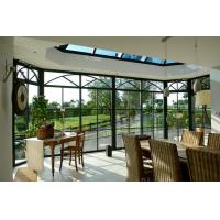 China Powder Coating Glass Enclosed Sunroom For Patios And Residence CE Certificate on sale