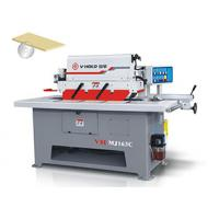 Wholesale Electric Single Rip Saw  Trimming Saw Bottom Saw With Working Thickness 80mm from china suppliers
