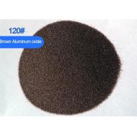 Wholesale Al2O3 95% 80 Grit Aluminum Oxide Media , Surface Cleaning Aluminium Oxide Blasting from china suppliers