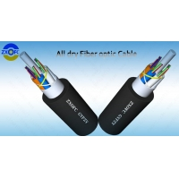 Wholesale LSZH 144core Flame Retardant Cable GYFZY Aerial Non Metal from china suppliers