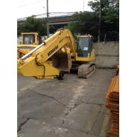 Quality KOMATSU PC220-7 Used Excavator Sold to Kenya for sale