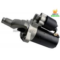 Wholesale Audi A4 Starter Motor / VW Passat Starter Motor With Fast Start Ability from china suppliers