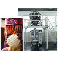 Wholesale Potato Chips / Cookies / Puffed Food / Snacks / PE Sachet Packing Machine With Back Sealing from china suppliers