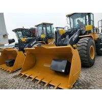 Wholesale Zl50GN 5T Wheel Loader Xcmg 3m3 Bucket Capacity With Weichai Engine from china suppliers
