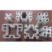 Wholesale Precise Cutting Custom Aluminum Profile , Machined Aluminium Profiles For Display Cabinets from china suppliers