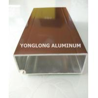 Wholesale Sliding Wardrobe Anodized Aluminum Structural Framing 1.2 / 1.4 Thinckness from china suppliers