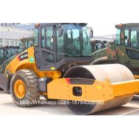 Wholesale 14 Ton Road Roller XS143J 100kw Single Drum Roller , Vibratory Soil Compaction Equipment from china suppliers