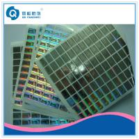Wholesale Embossing Custom Hologram Stickers from china suppliers