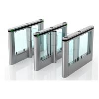 Wholesale Rs Automation Card Reader Optical Turnstile Access Control System As Station Gate from china suppliers