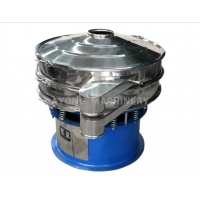 Buy cheap Two Layer 500 Mesh Diameter 1750mm Rotary Vibrating Screen from wholesalers