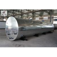 China Large Asphalt Heating Tank With Galvanized Sheet Serpentine Heating Coils Heating on sale