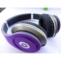Wholesale Justin bieber limited edition beats studio high performance headphones by dr.dre from monster from china suppliers