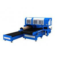 Wholesale 1500w 3 Phase CO2 Metal Laser Cutting Machine With Flat / Rotary Die Cutting from china suppliers
