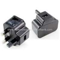 China UK USB Power AC 3PIN Wall Plug Adapter Charger For Galaxy Note2 N7100 on sale