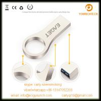 Wholesale mini metal usb flash drive with customized design 8GB from china suppliers