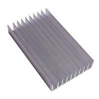 Wholesale Chromaking Heat Sink Aluminum Extrusion Profiles With 6063-T5 Alloy from china suppliers