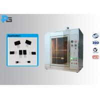 Needle Flame Tester Safety Test Equipment IEC60695-2-2 220V 50Hz Power Supply for sale