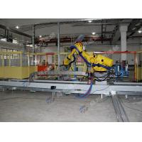 China Polishing Engineering Plastics  Robot Linear Track / Grinding  Robot Rail System on sale