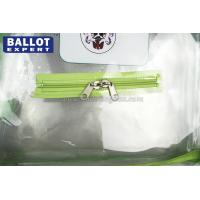 Quality Recycled PVC Metertial Collapsible Ballot Box For Campaign Voting for sale