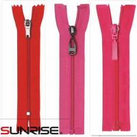 Quality 3# 5# nylon riri zippers and zip bag zipper for wholesale for sale