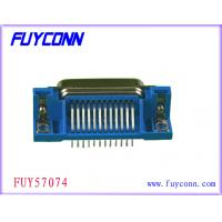 Buy cheap OEM 24 Pin Centronics Female Connector With Bracket Certified UL from Wholesalers