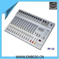 Wholesale Pro audio mixer, sound mixing console, professional mixer from china suppliers