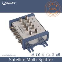 China Factory price OEM accepted 5 in 2 way 5-2400mhz satellite signal splitter for CATV and SMATV for sale