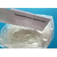 Wholesale Muscle Building Steroid Raw Powder Testosterone Cypionate CAS 58-20-8 from china suppliers