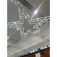 China Silver Aluminum Circle Truss / Star Arch Truss For Lighting on sale