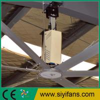 Wholesale 4.8m AC Electric Current Type HVLS Industrial Ceiling Fan from china suppliers