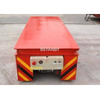 Wholesale Simple Structure Sale Service Provided Rail Dumping Platform Transfer Cart from china suppliers