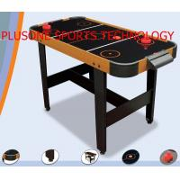 Wholesale Supplier 4FT Air Hockey Game Table Wood Slide Hockey Table For Family from china suppliers