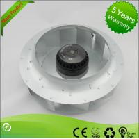 Wholesale Steel Brushless DC Centrifugal Fan , Backward Inclined Centrifugal Fan Air Blower from china suppliers