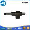 Sichuan Emei EM185 EM190 steel diesel engine crankshaft forging for sale
