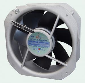 Wholesale 225x225x80mm industrial Ball bearing axial flow fan, IP44 waterproof AC 110V cooling fan SJ2208HA1 from china suppliers