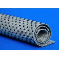 Wholesale Round Dotted Nonwoven Fabric For Carpet , Carpet Felt Underlay eco friendly from china suppliers