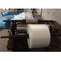 Quality 160mm Small Width LDPE Tubular Packaging Transparent Packaging Plastic Film for sale