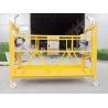 High Strength Aluminum Suspended Working Platform ZLP700 With 2 Meters Platform for sale