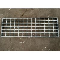 Wholesale Hot Dipped Galvanized Steek Stair Treads Customized Size 30mm Pitch from china suppliers