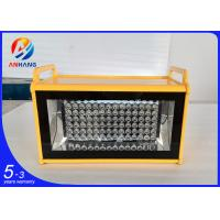 Wholesale AH-HI/A LED Aviation Obstruction Light with Alarm , Monitor , photocell / tower aviation lights from china suppliers