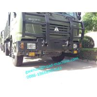 Wholesale SINOTRUK 6 x 6 336hp / 380hp All Wheel Drive Heavy Duty Trucks EURO II Emission Standard from china suppliers