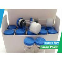 Wholesale Athlete Human Growth Peptide GHRP-2 Peptide 5mg 10mg White Lyophilized Powder from china suppliers