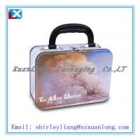 Quality lunch tin box for sale